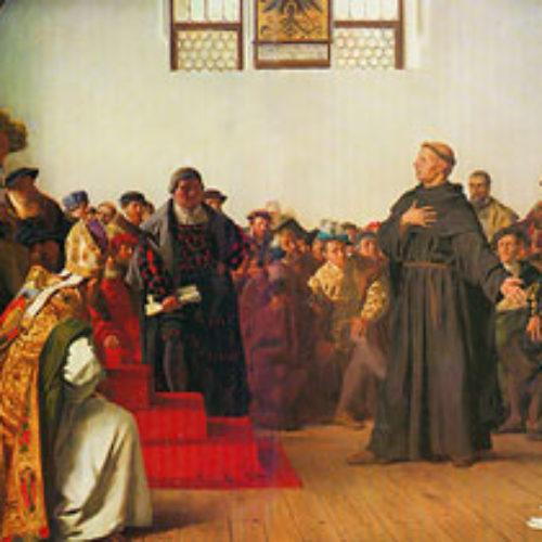 Стартувала підготовка до відзначення 500-ліття Реформації