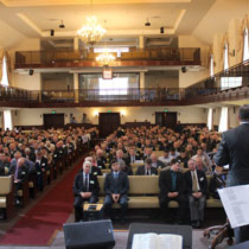 Учасники звітної конференції ЦХВЄУ узгодили нові проекти – «Дні братерства», підготовка підручників,  розвиток місіонерства