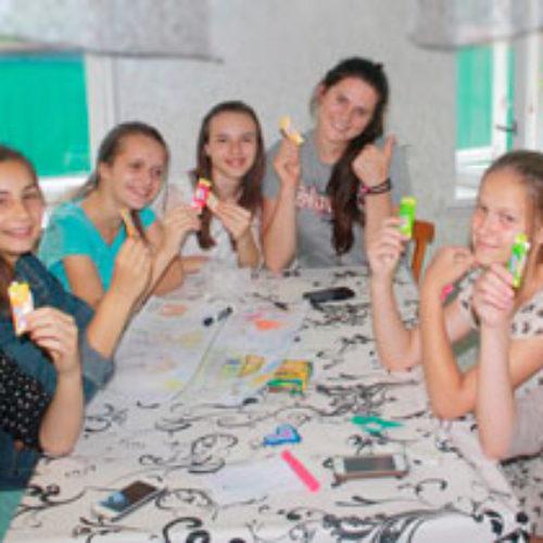 Біблійні курси для молоді 14-16 років проходять на базі місіонерської школи «Ковчег спасіння»