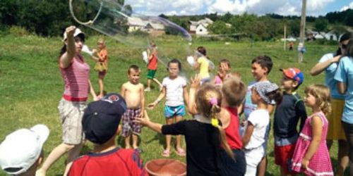 У Богуславі провели табір «Шлях переможця»