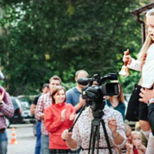 При київській церкві «Скинія» розпочала роботу християнська  школа «Скарб» (ВІДЕО)