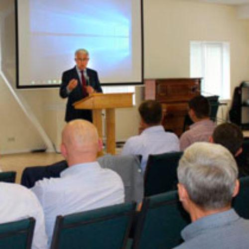 Перша конференція християн ХВЄ, які працюють в органах влади – час стати більш активними