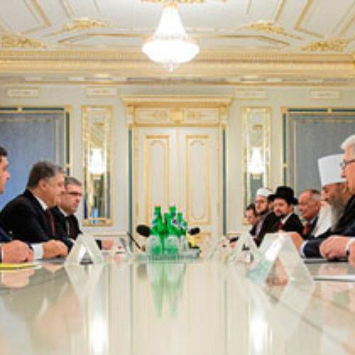 «У розмові з Президентом ми торкнулися питань міжнародної співпраці та підтримки телепрограми «Вічне» – Михайло Паночко