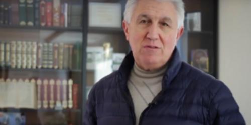 """Михайло Паночко: """"Закликаю до посту і молитви з 3 по 5 сiчня про Божий захист, прощення і мир в Україні!"""""""