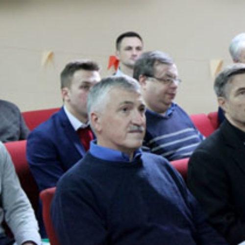 Працівники відділу освіти Церкви ХВЄ України провели звітну зустріч