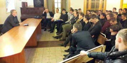 Конференція молоді церков ХВЄ Запорізької області