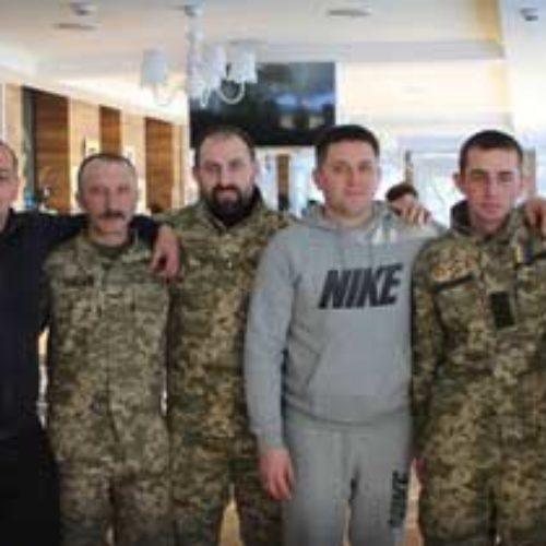 «Капелани – це ті, з ким можна поговорити про найсокровенніше» – Ігор Бабич старший сержант танкового підрозділу ЗСУ