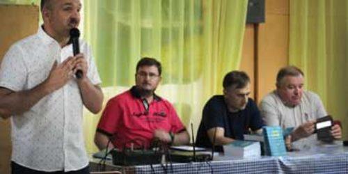 Робоча зустріч працівників відділу освіти УЦХВЄ відбулася у Затоці