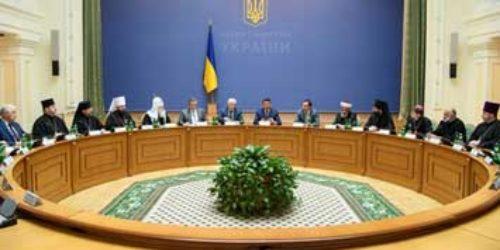 Михайло Паночко у складі Ради церков взяв участь у зустрічі з Прем'єр-міністром  Володимиром Гройсманом