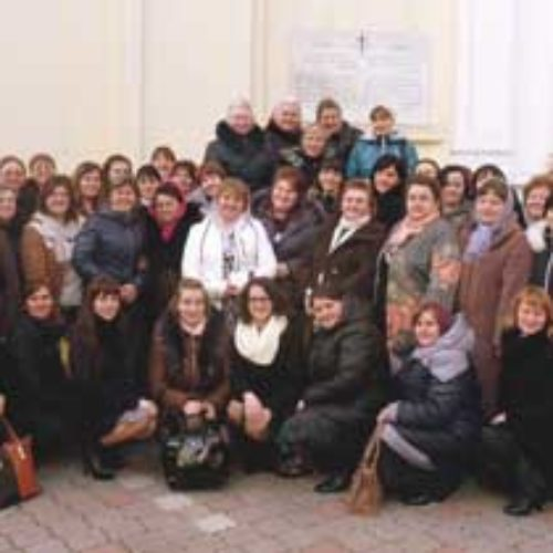 Сестри з Волині відвідали жіночу конференцію «Прийдіть і побачте» у Львові