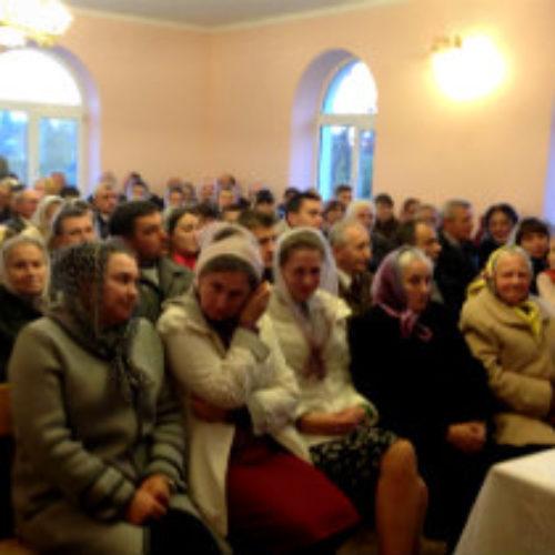 «Церкву започаткували двоє сестер, які в 30-ті роки повернулися з еміграції»