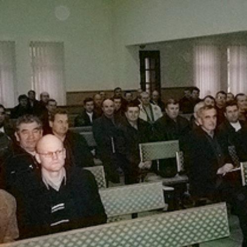 На Рівненщині служителі ЦХВЄ здобувають біблійну освіту