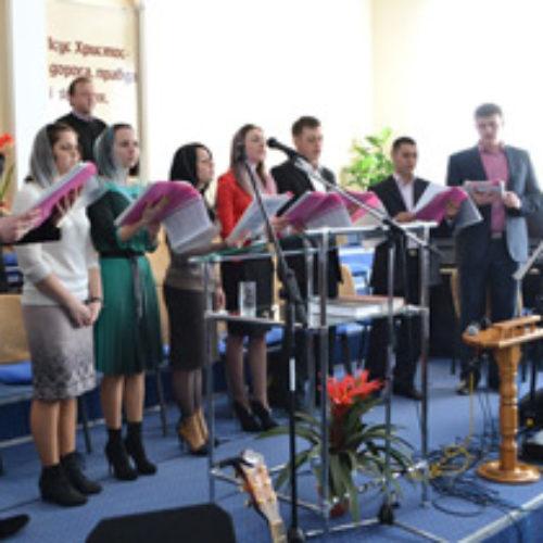«Християнська музика і спів» – семінар у Томаківці