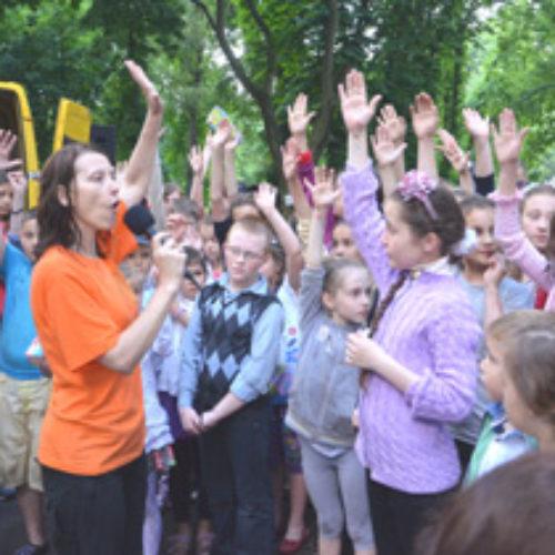 У Білій Церкві християни провели сімейну євангелізацію