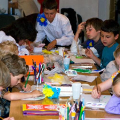 Вчителі недільних шкіл спілкувалися у Дніпродзержинську