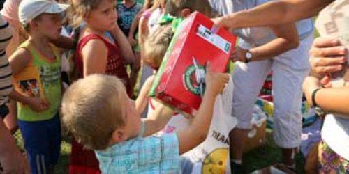 Київська церква «Сілоам» провела дитячий табір у смт Буки на Черкащині