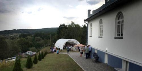 Старший єпископ відвідав церкви Чернівецької області