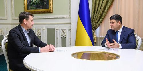 Керівника Інститут релігійної свободи Олександра Зайця призначено радником Прем'єр-міністра України