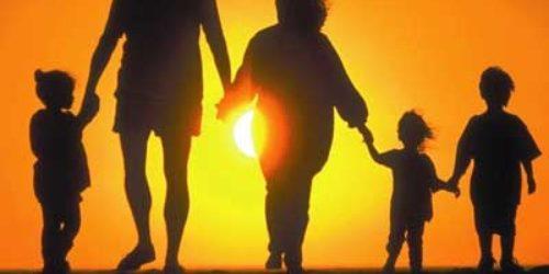 Своя сім'я, своя церква, своя віра…