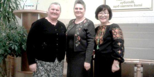 Гості із Південної Кореї відвідали містечко на Заході України