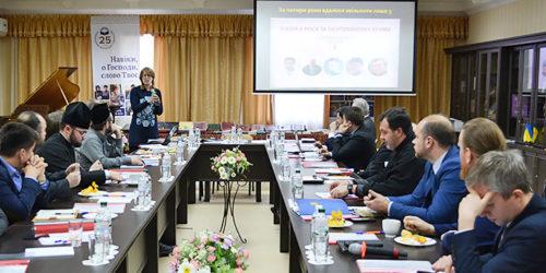 Комісія ВРЦіРО розробила стратегію участі Церков і релігійних організацій у миробудуванні в України