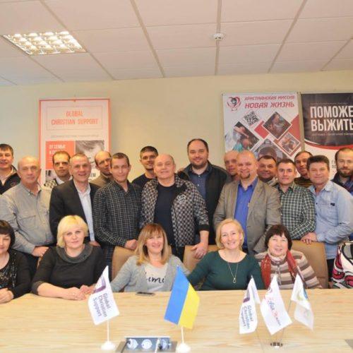 Служителі різних регіонів України об'єднали зусилля навколо проекту «Допоможемо вижити»