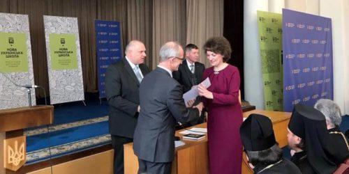 У Міністерстві освіти випускникам духовних вишів вручили свідоцтва про державне визнання дипломів