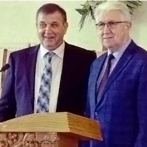 Щоденник старшого єпископа УЦХВЄ – лютий 2018 р.