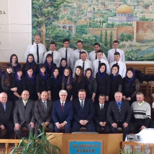 Старший єпископ відвідав Тернопільщину