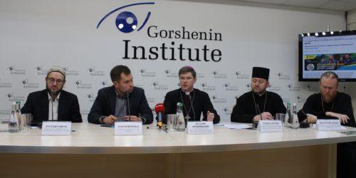 Представники ВРЦіРО розповіли журналістам про мету Всеукраїнської Ходи на захист прав дітей і сімей