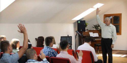 На базі КБІ запрацювала сьома місіонерська школа