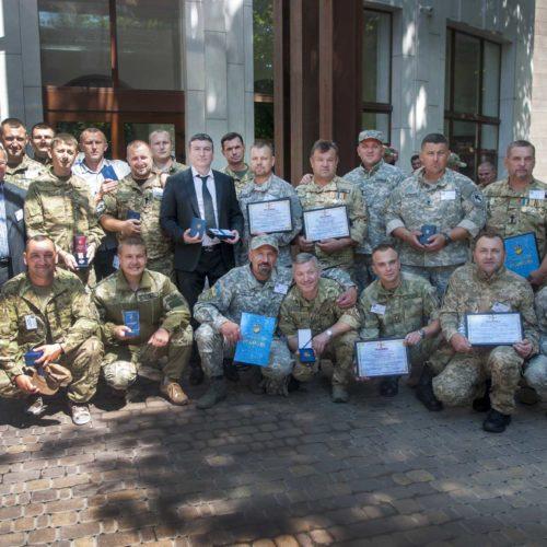 У Києві розпочався з'їзд військових капеланів УЦХВЄ