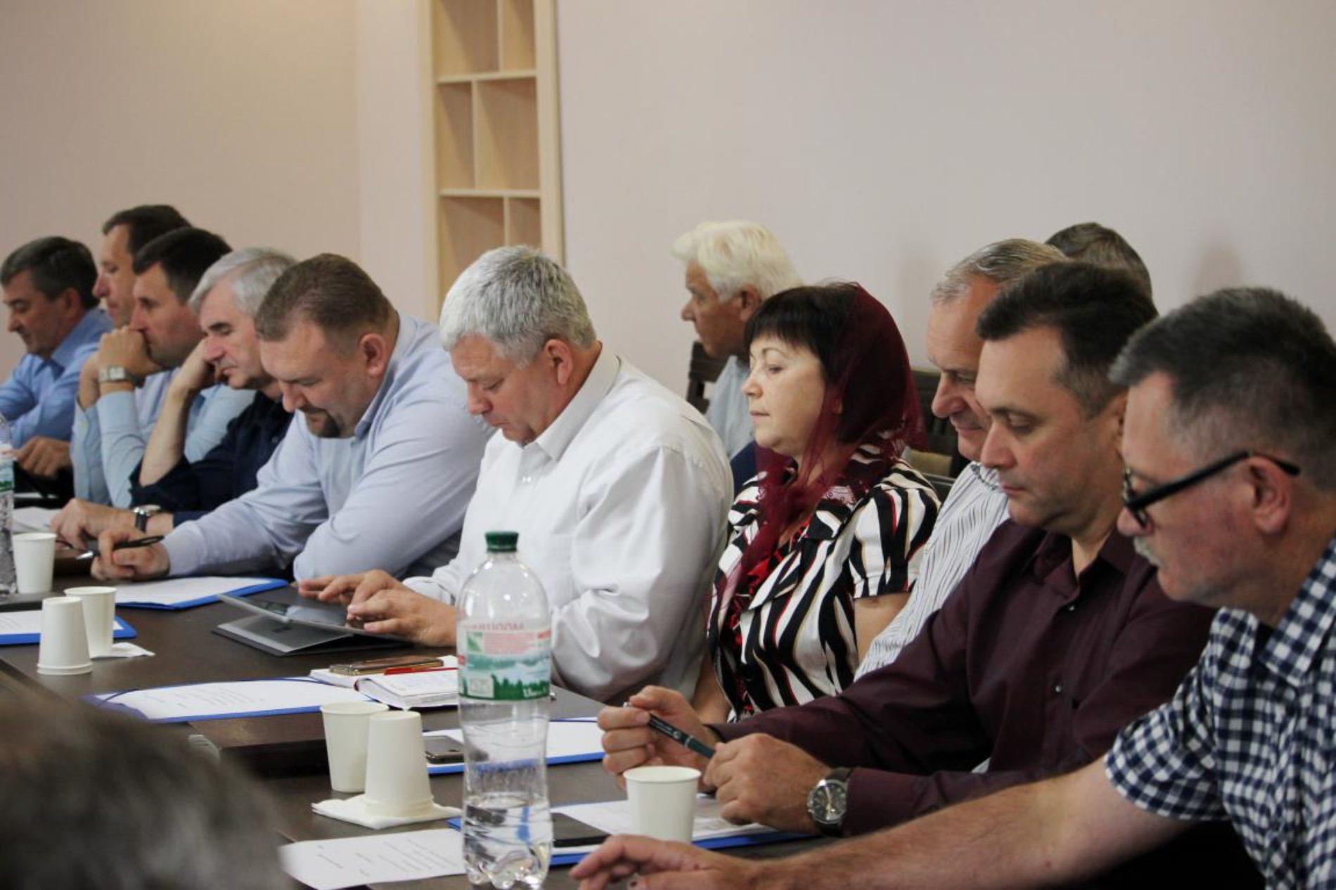 Час активного благовістя – нотатки засідання Комітету УЦХВЄ