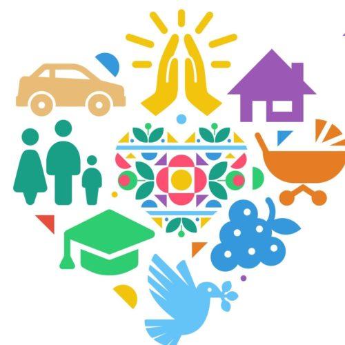 У неділю святкуємо Всеукраїнський День подяки. Приходьте на Хрещатик разом із сім'єю та друзями!