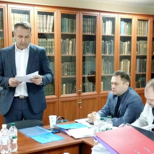 Михайло Мокієнко: «Під час роботи над докторською мені глибше відкрилася Божа робота в історії»