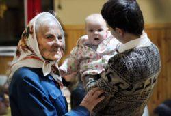 Мешканка села Коленці на Київщині понад чверть століття молилася про церкву (ВІДЕО)