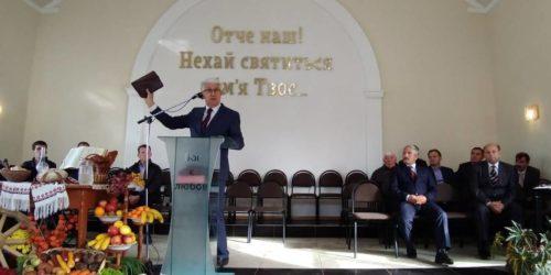 Старший єпископ відвідав Тернопільщину – м. Ланівці та с. Передмірка