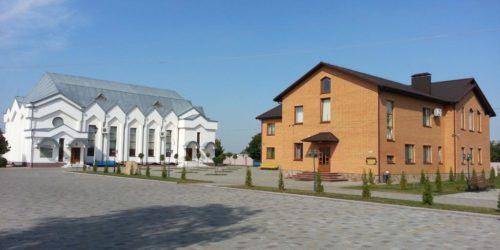 Юрій Павлусь, церква «Благодать», м. Вараш