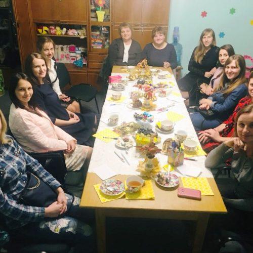 Заходи у рамках жіночого служіння на Волині увересні-листопаді 2018 року
