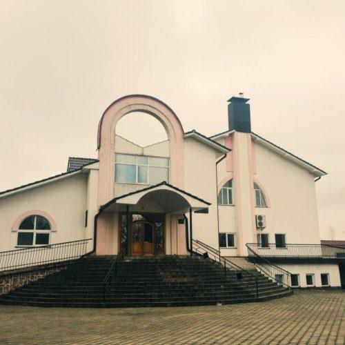 Віталій Бєлов, церква ХВЄ м. Червоноград Львівської обл., 2017р.