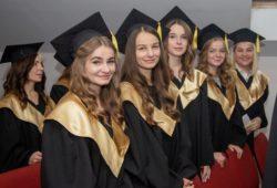 Київський біблійний інститут у листопаді випустив майже півсотні випускників
