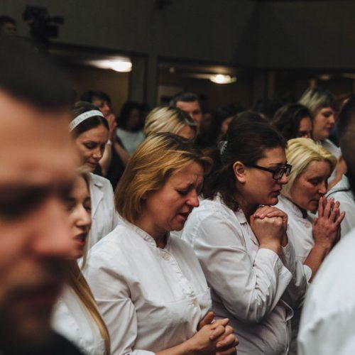 Церква «Скинія» у м. Києві відзначила Свято подяки з водним хрещенням та рукопокладенням служителів