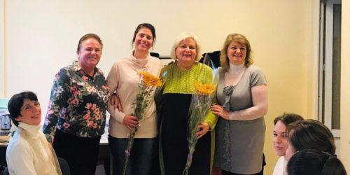 Сестри Києва та області об'єднують зусилля у служінні жінкам