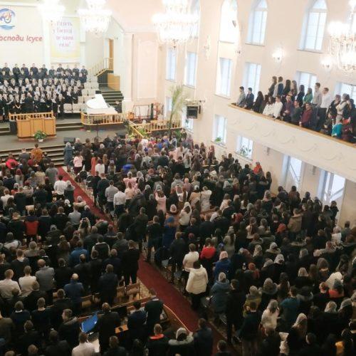 Більше тисячі молодих людей навчалися реалізовувати своє покликання під час конференції у Рівному