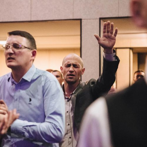 Церкви «Сила воскресіння» з міста Буча та «Скинія» з Києва відзначили 20-річчя спільного служіння реабілітації