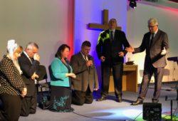 В українських церквах Польщі та Німеччини рукопоклали на служіння пресвітерів і дияконів