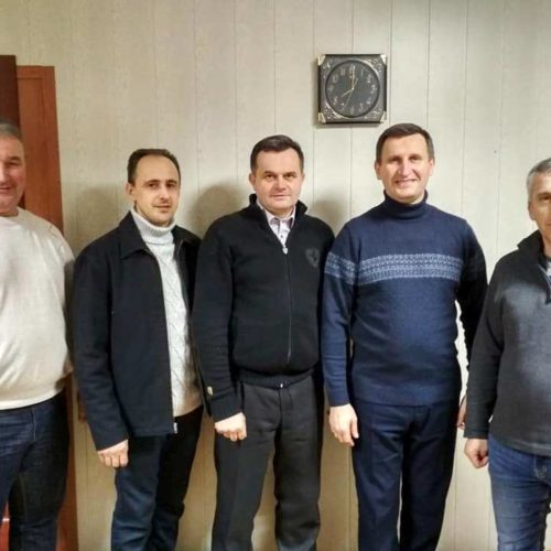 Пастори Полтавщини узгодили план дій на лютий-травень