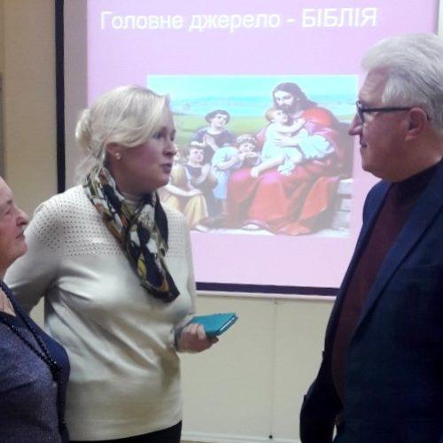 Церква долучилася до публікації шкільного підручника з «Християнської етики»
