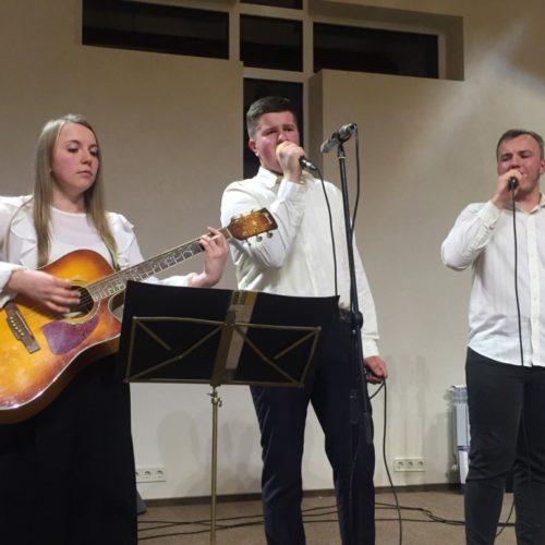Місіонерська школа «Глобальне партнерство» презентувала свою діяльність