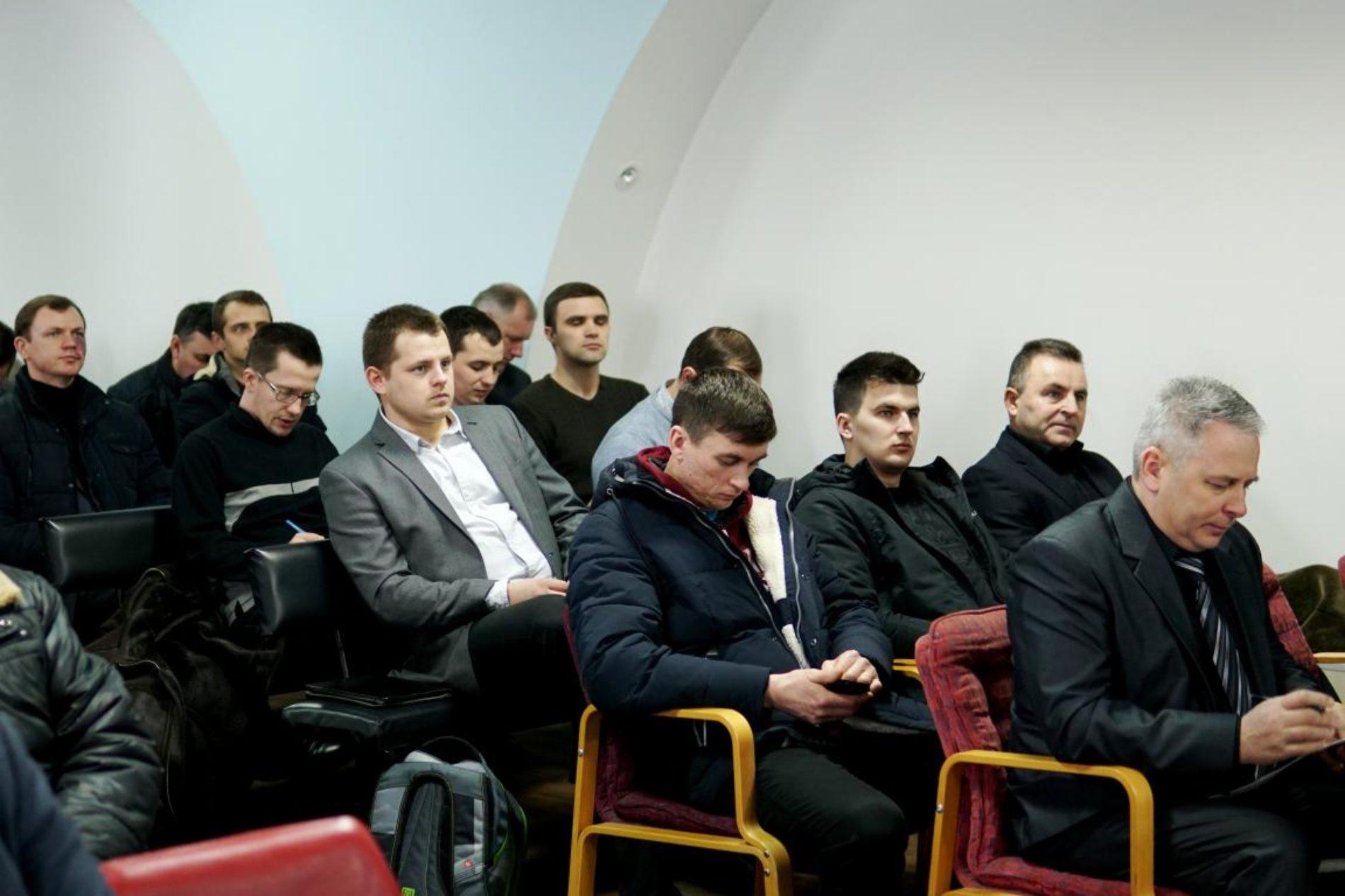 На Полтавщині діє 59 церков, які спрямовують зусилля на соціальну роботу та активне благовістя